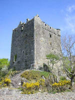 moy castle on the isle of mull
